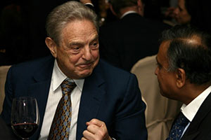 How GOP Bogeyman George Soros Slowed Trump's Roll with $27 Million