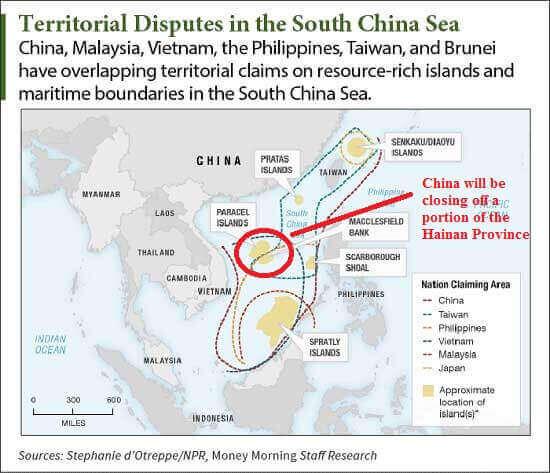 China Defies Hague Ruling, Warns of