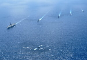 Will the U.S. Go to War with China Over the South China Sea?