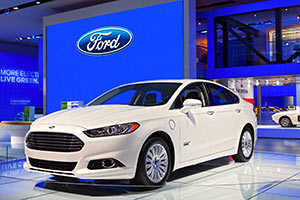 The Best Tech Investment You Can Buy Is… Ford Motors?