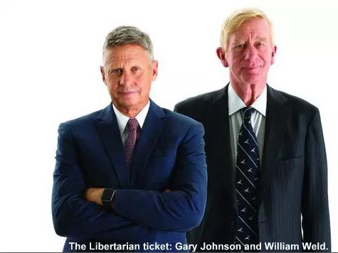 Should I Vote for the Libertarian Party for President in 2016?