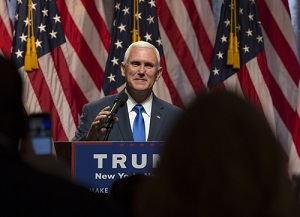 How Hillary Clinton Benefits from Mike Pence as Trump VP