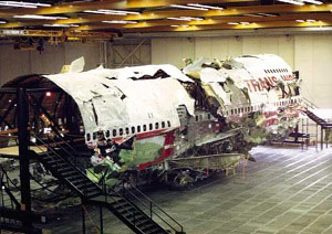 TWA Flight 800 cover-up