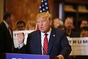 Donald Trump personal debt