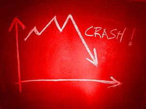stock market crash in 2017
