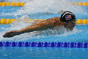 Thank Michael Phelps for These Three Winning Stocks