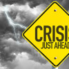 Crisis-Just-Ahead-Sign