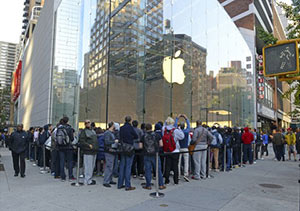 Why the Apple Stock Price Is Rising Now