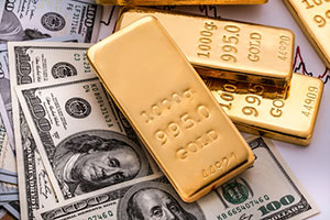 Why the Spot Gold Price Today Is Higher