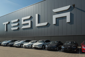 Why Is Tesla Stock Higher?