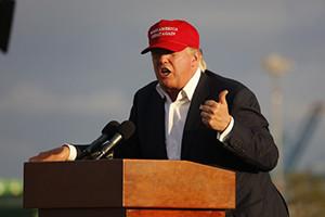 Donald Trump on SSI