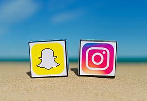 2017 Snapchat revenue