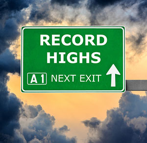 record-highs