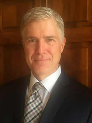 Neil Gorsuch Supreme Court Nominee?