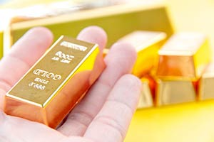 are gold prices going up