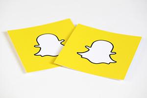Snapchat stock price