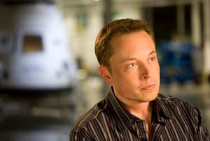 spacex shares