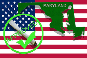 Maryland marijuana