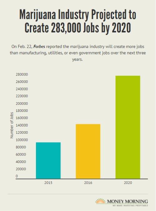 marijuana industry statistics