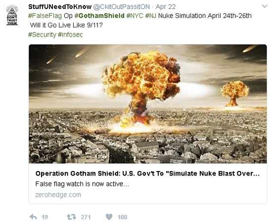 Operation Gotham Shield
