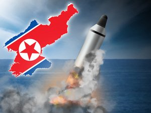 North Korea's missile launch