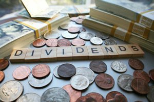 list of dividend stocks