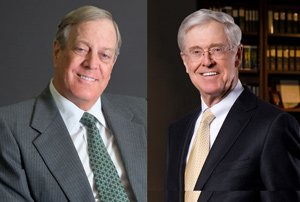 The Koch Brothers Are Steering Trump's Tax Reform Policy