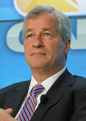 will Jamie dimon run for president