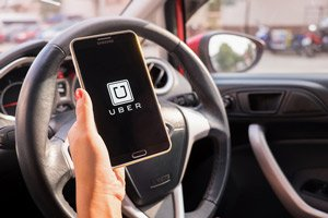 does Uber have a stock symbol