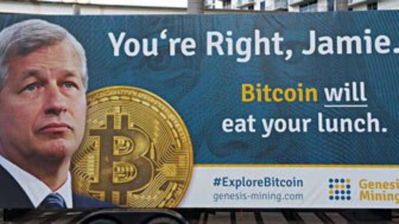 jamie dimon bitcoin geriausi bitcoin prekybos platforma singapūras