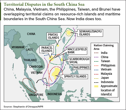 US China South China Sea