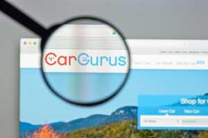 CarGurus stock symbol