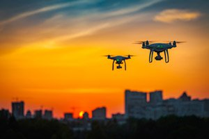 drone stocks to watch in 2018