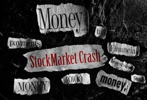 2018 stock market crash