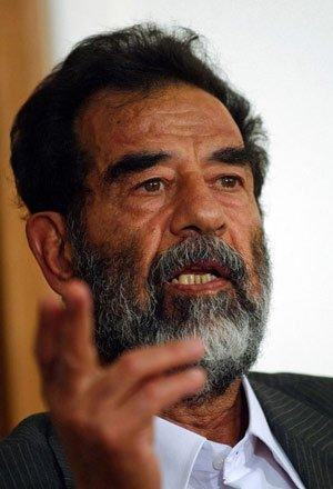 Saddam Hussein Kim Jong Un