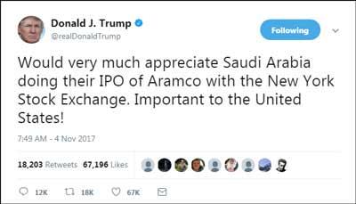 Saudi Aramco IPO