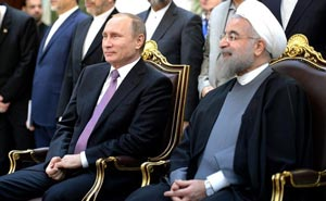 Iran and Russia Just Revealed How They'll Upend the Petrodollar