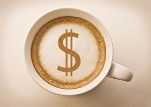 Money in Coffee