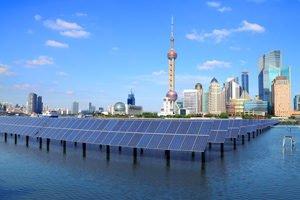 China's solar