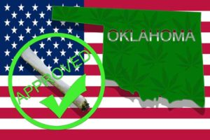 Oklahoma just voted to legalize medical cannabis