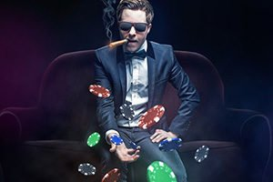 mgm poker player