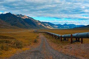 oil pipeline stock