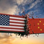 american crate colliding with china crate