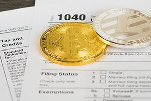 Us taxes and cryptocurrency