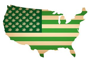 which presidential candidates support legalizing marijuana