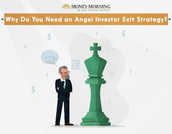 Why do you need an angel investor exit strategy graphic